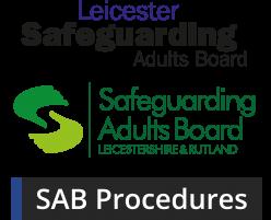 LLR SAB Multi-Agency Policies & Procedures Resource